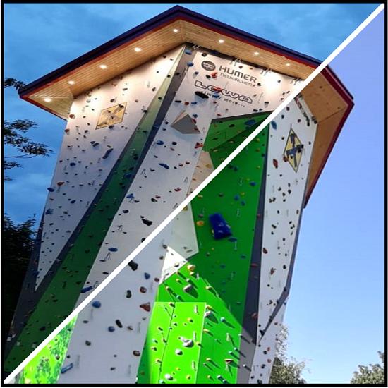 Saisonkarte Kletterturm